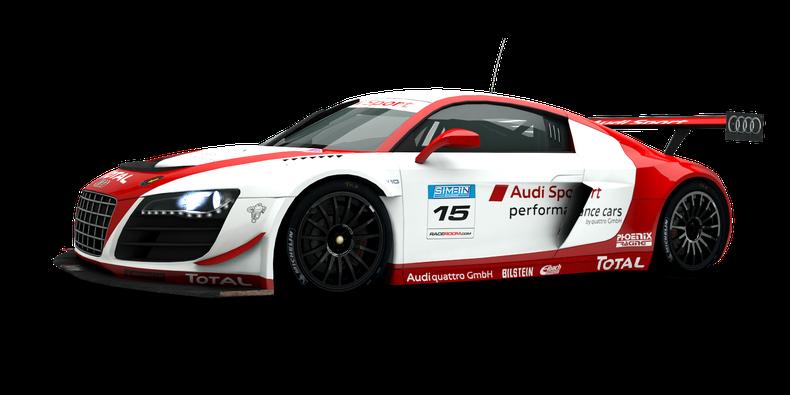 audi r8 lms ultra - store - raceroom racing experience