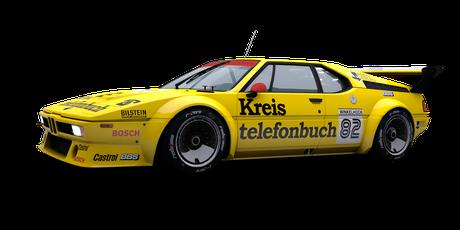 Winkelhock Racing - #82