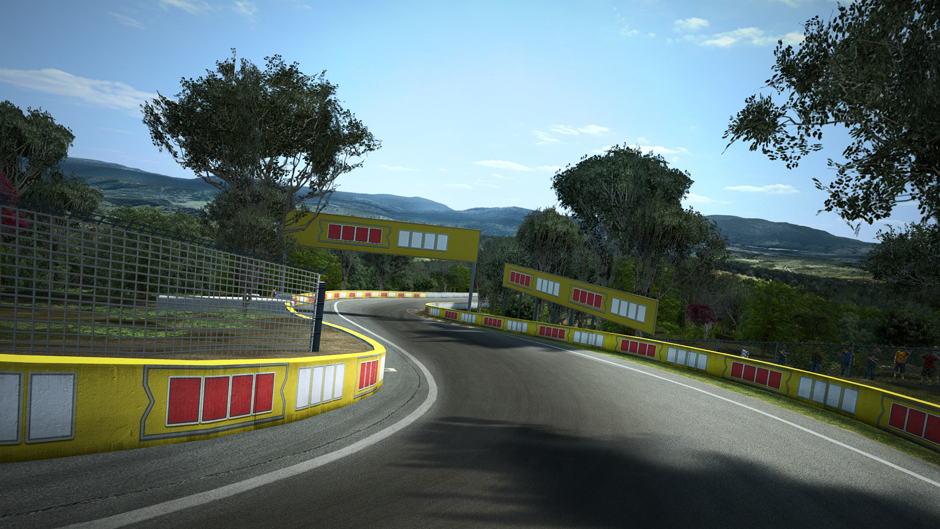 Bathurst Circuit Store Raceroom Racing Experience