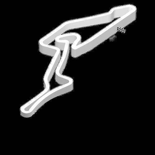 Nürburgring - Grand Prix Fast Chicane