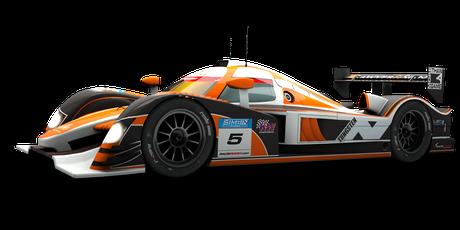 2525 Motorsports - #5