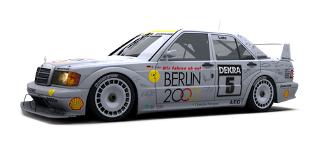 AMG-Mercedes - #5