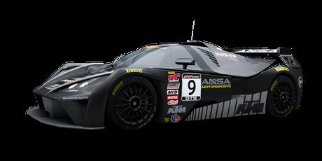 ANSA Motorsports - #9