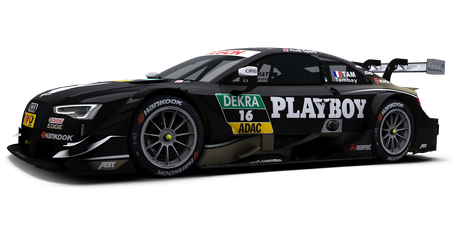 Audi Sport Team Abt - #16