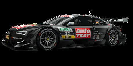Audi Sport Team Abt - #23