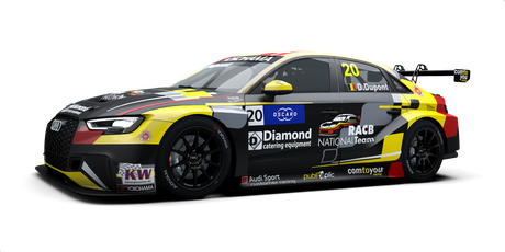 Audi Sport Team Comtoyou - #20