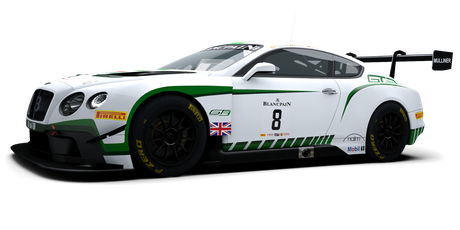 Bentley Motorsport - #08