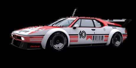 BMW Motorsport - #10