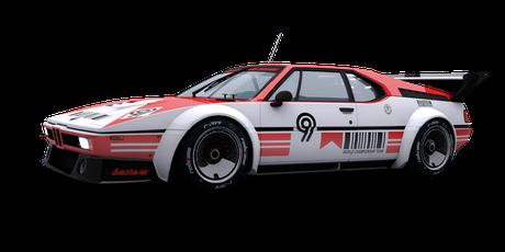 BMW Motorsport - #9