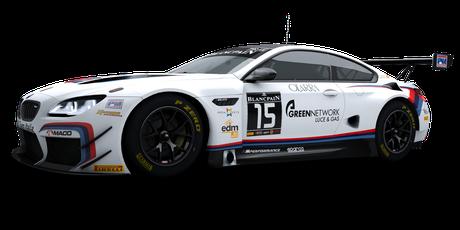 BMW Team Italia - #15