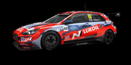 BRC Hyundai N LUKOIL Racing Team - #88