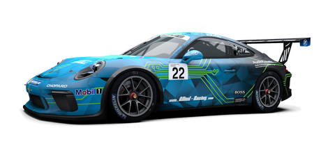 BWT Lechner Racing - #22