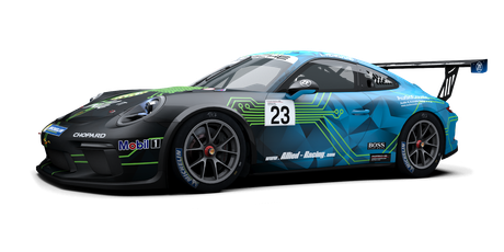 BWT Lechner Racing - #23