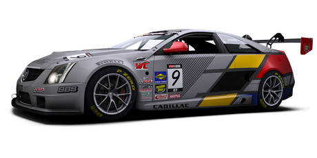 Cadillac Racing Team - #09