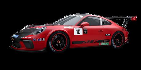 CARTECH Motorsport by Nigrin - #10