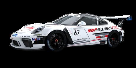 CARTECH Motorsport by Nigrin - #67