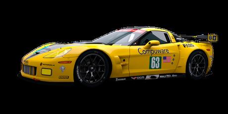 Corvette Racing - #63