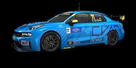 Yann Courtois - User profile - RaceRoom Racing Experience