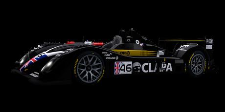 Embassy Racing - #46