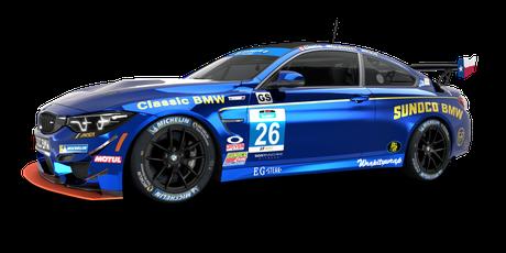 Fast Track Racing / Classic BMW - #26