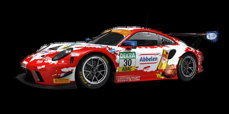 Frikadelli Racing Team - #30