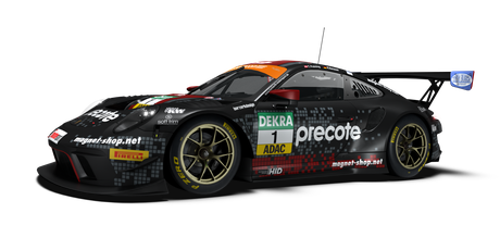 Precote Herberth Motorsport - #1
