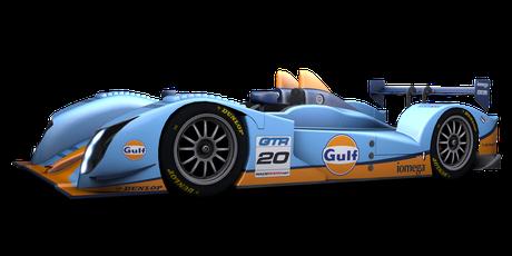 Gulf Racing - #20