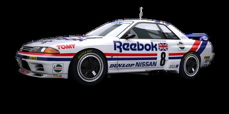 Hasemi Motorsport - #8