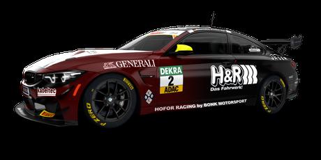 Hofor Racing by Bonk Motorsport - #2