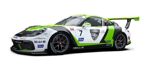 Huber Racing - #7