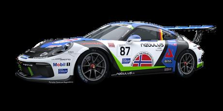 Huber Racing - #87