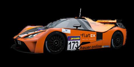 Isert Motorsport - #173