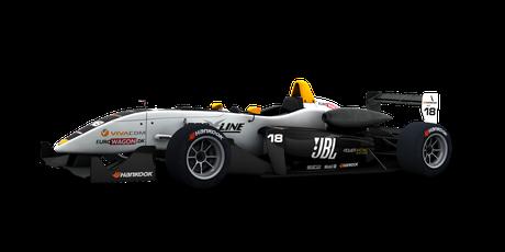 JBL Racing - #18