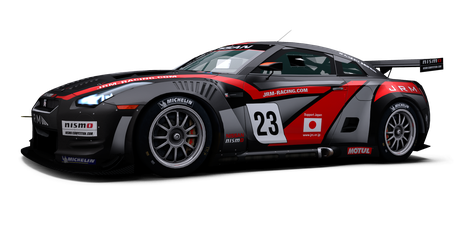JRM Racing - #23