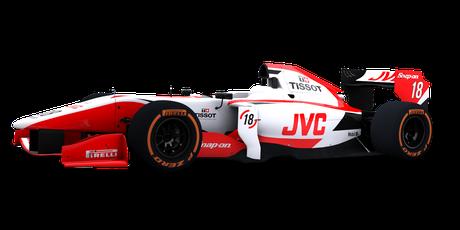 JVC Racing Team - #18