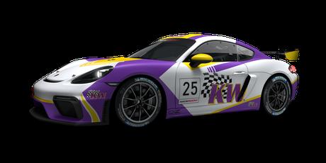 RaceRoom UK - KW Suspensions - #25