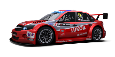 LADA Sport Lukoil - #14