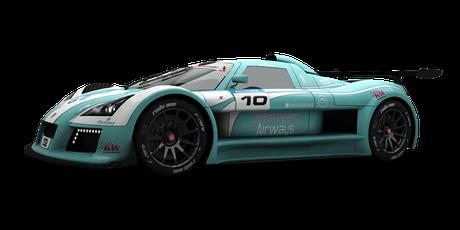 Luxon Racing - #10