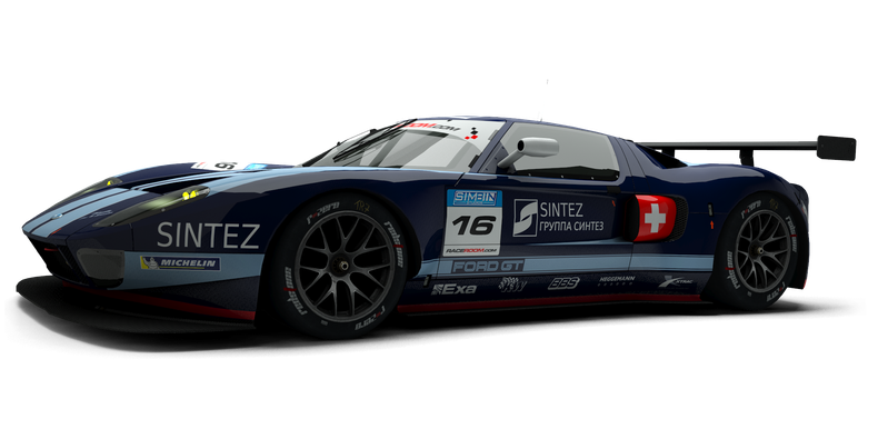 Ford GT GT1