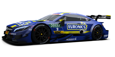 Mercedes-AMG DTM Team ART - #2