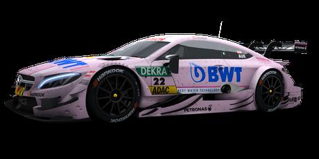 Mercedes-AMG DTM Team Mücke - #22