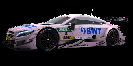 Mercedes-AMG DTM Team Mücke - #8