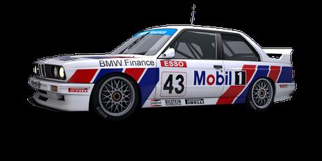 BMW M3 E30 Gr.A
