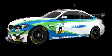 MRS Besagroup Racing Team - #15