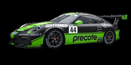 MSG/HRT Motorsport - #44