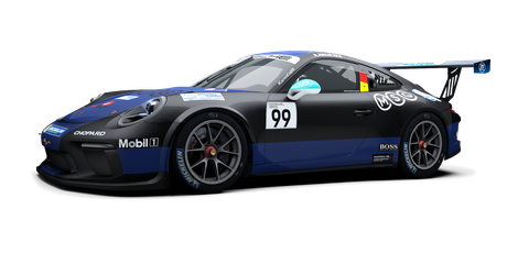 MSG/HRT Motorsport - #99