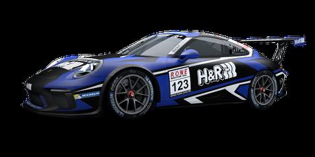 Mühlner Motorsport - #123