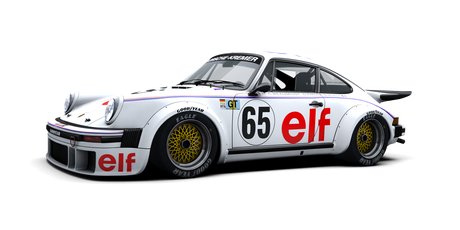 Porsche Kremer Racing Team - #65