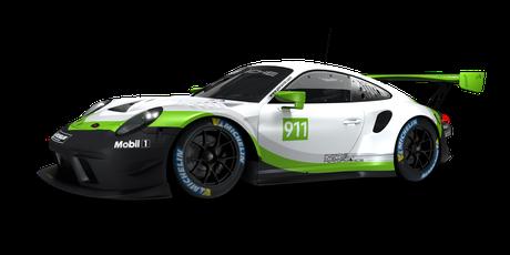 Porsche 911 GT3 R (2019)