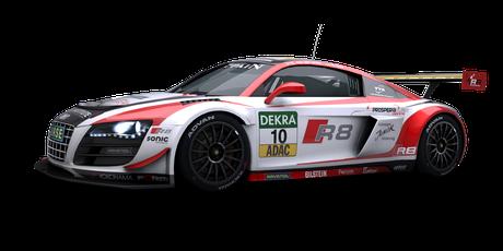 Prosperia C. Abt Racing - #10